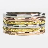 Charmins steel ringen