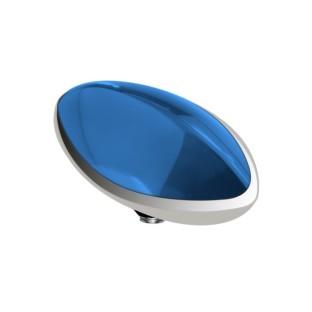 Melano Twisted zetting marquise blue