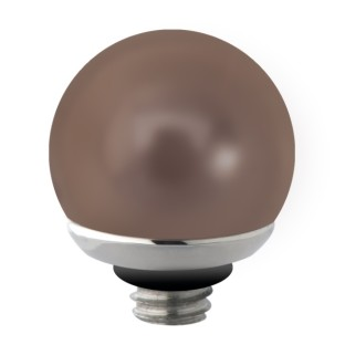 Melano Twisted zetting pearl taupe