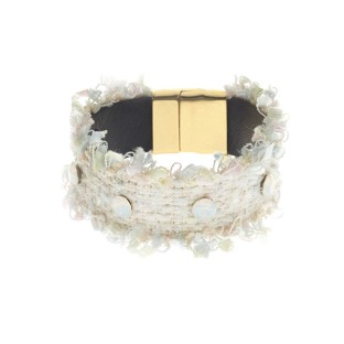 Biba armband 50184 white