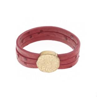 Biba armband 5054 fuchsia