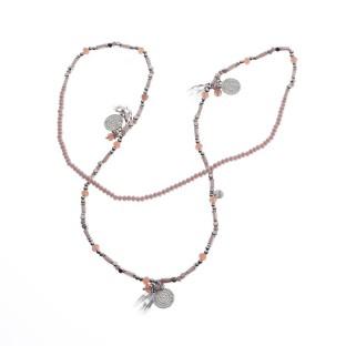 Biba ketting / armband 6239 lilac