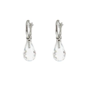 Biba oorbellen fashion 80314 crystal