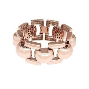 B&L steel armband Isla Blanca BL20 rose