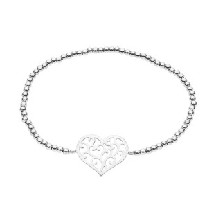 Biba armband zilver C192