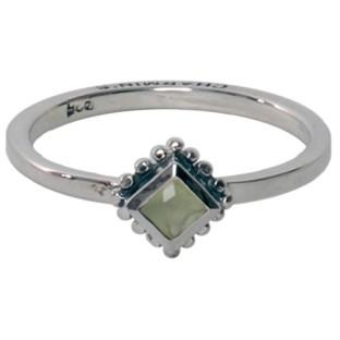 Charmins diamond ace milky green 011