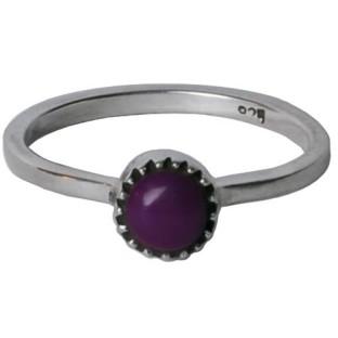 Charmins nature stone purple amethyst 037