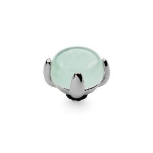 Qudo Interchangeable top Pisa chrysolite opal