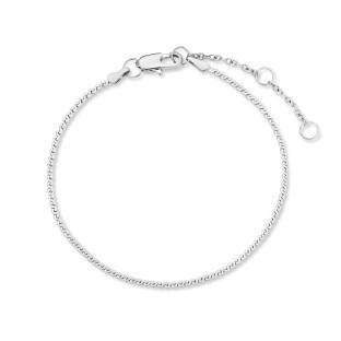 Melano Friends chain bracelet wheat