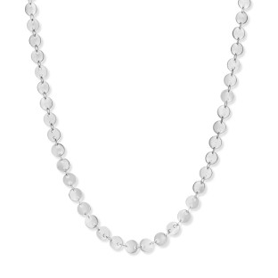 Melano Friends chain necklace circle