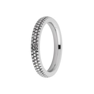 Melano Friends ring Sarah FR10 Refined stainless steel