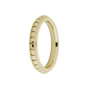 Melano Friends ring Sarah FR11 Engraved gold