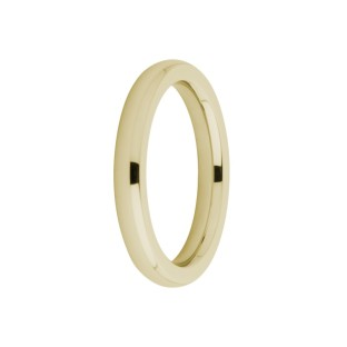 Melano Friends ring Sarah FR14 Basic gold