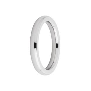 Melano Friends ring Sarah FR14 Basic stainless steel