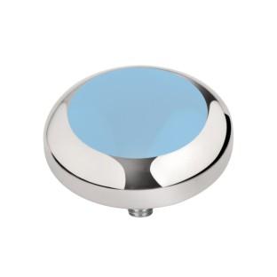Melano Vivid zetting light blue 6 mm