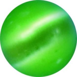 Melano Cateye stone balletje light green