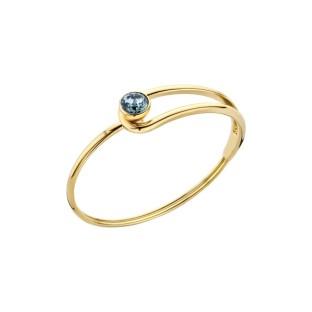 Melano Twisted armband Taya gold