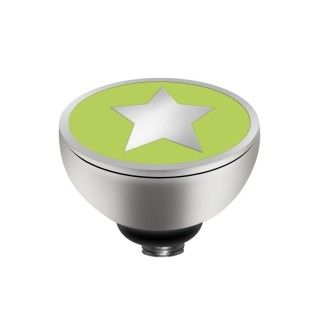 Twisted zetting girls lucky star light green