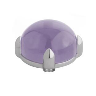 Melano Twisted zetting bold lavender 12 mm