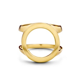 Melano Friends ring cover gold