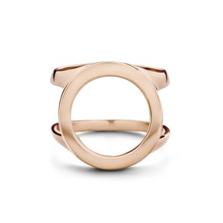 Melano Friends ring cover rose gold