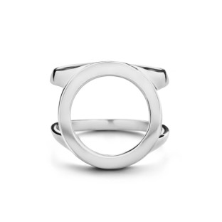 Melano Friends ring cover stainless steel