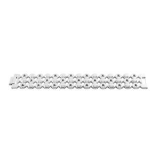 Melano Vivid armband Vida stainless steel maat S