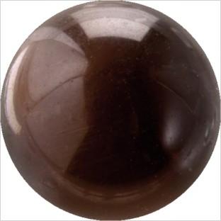 Melano Cateye stone balletje brown