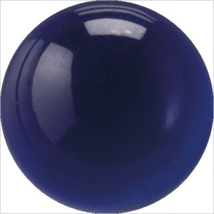 Melano Cateye stone balletje dark blue