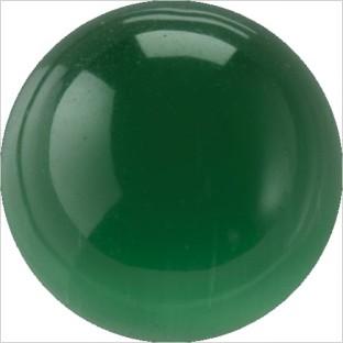 Melano Cateye stone balletje forrest green