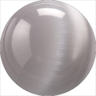 Melano Cateye stone balletje grey
