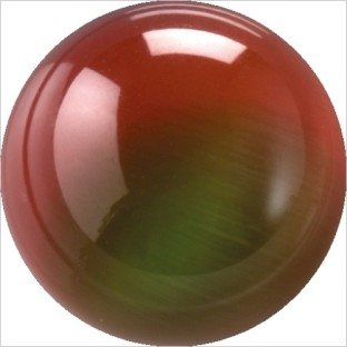 Melano Cateye stone balletje multi colour