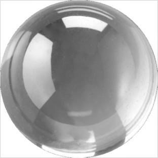 Melano Cateye stone zirkonia crystal