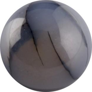 Melano Cateye special stone grey agate