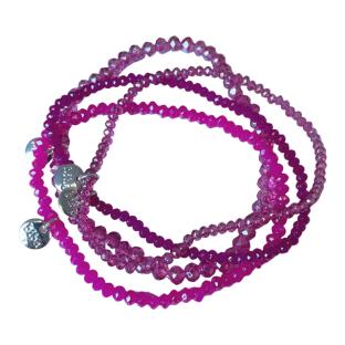 Biba armbanden set 25 pink