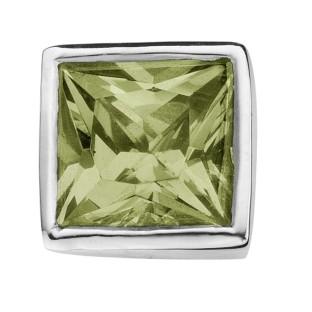 Enchanted square zirkonia olivine