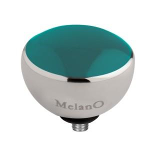 Melano Twisted zetting resin forrest green 8 mm