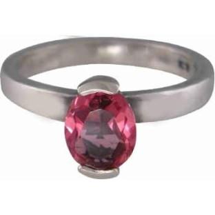 Charmins oval pink diamond XL19