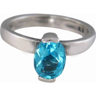 Charmins ocean oval diamond XL21