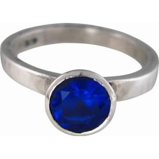 Charmins round diamond dark blue XL22