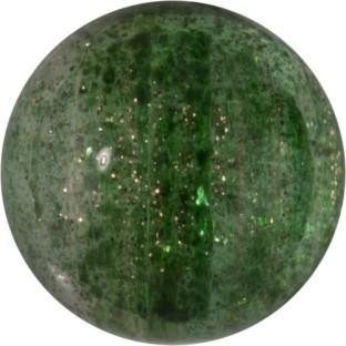 Melano Cateye stone zirkonia glitter dark green