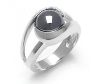 LTC ring zilver 12 mm
