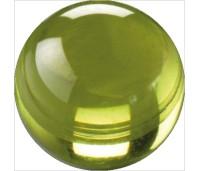 Melano Cateye stone zirkonia lime