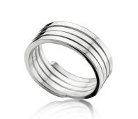 Enchanted zilveren ring smal