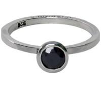 Charmins round diamond black 132