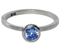 Charmins round diamond aquamarine 134