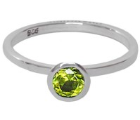 Charmin's round diamond olive 136