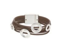 Biba armband 51555 brown