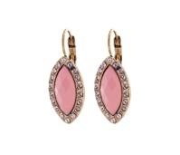 Biba oorbellen 8424 pink