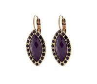 Biba oorbellen 8424 purple